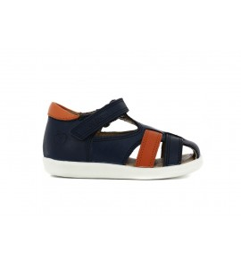 PIKA DE BOY C4JC4804NE SHOO POM NAVY/ORANGE